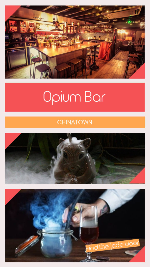 Opium Bar London Chinatown