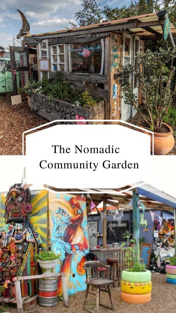 nomadic community garden shoreditch london