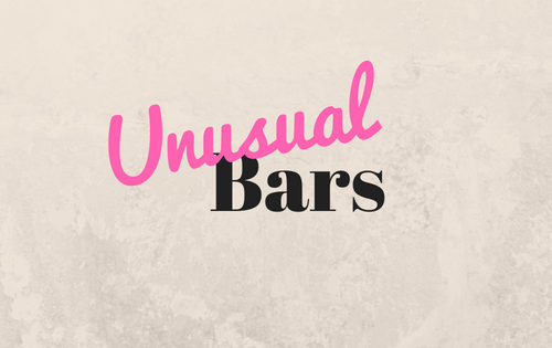 Unusual bars in london